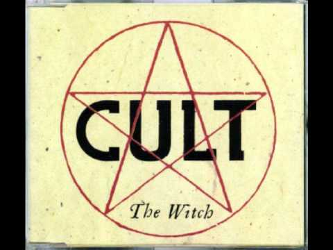 THE CULT - THE WITCH (1993)