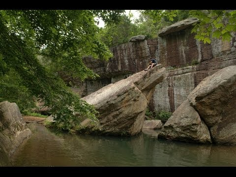 Exploring the Shawnee National Forest