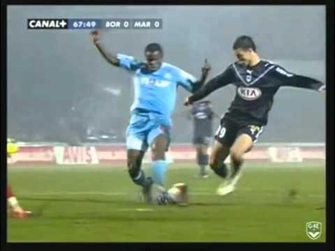Bordeaux 1 - 0 Marseille    (11-02-2007)     Ligue 1