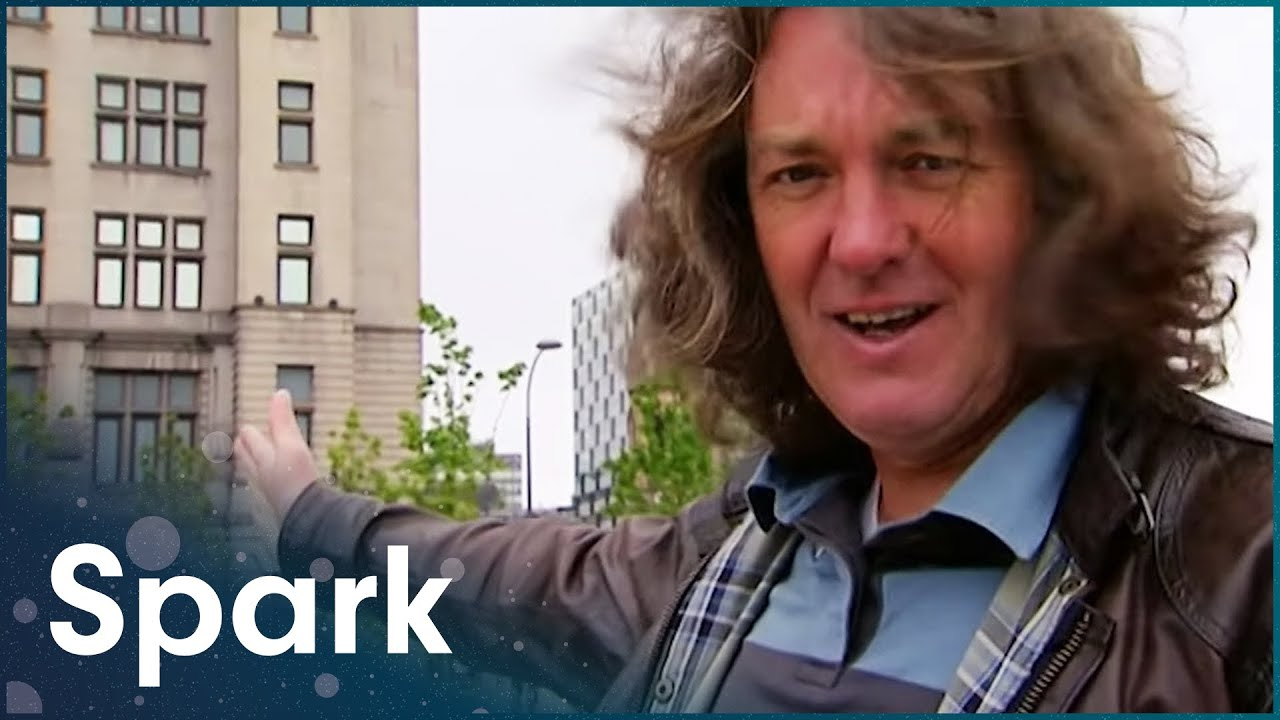 Designing A Bridge Made From Meccano | James May's Toy Stories | Spark
