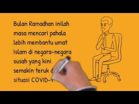 Memburu ganjaran sedekah berlipatkali ganda - Doodle Sedekah Ramadhan