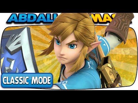 LINK Classic Mode 9.9 (Hardest Intensity & No Deaths) | Super Smash Bros Ultimate