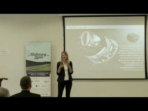Radio frequency engineering could... Professor Danielle George (Wuthering Bytes 2015)