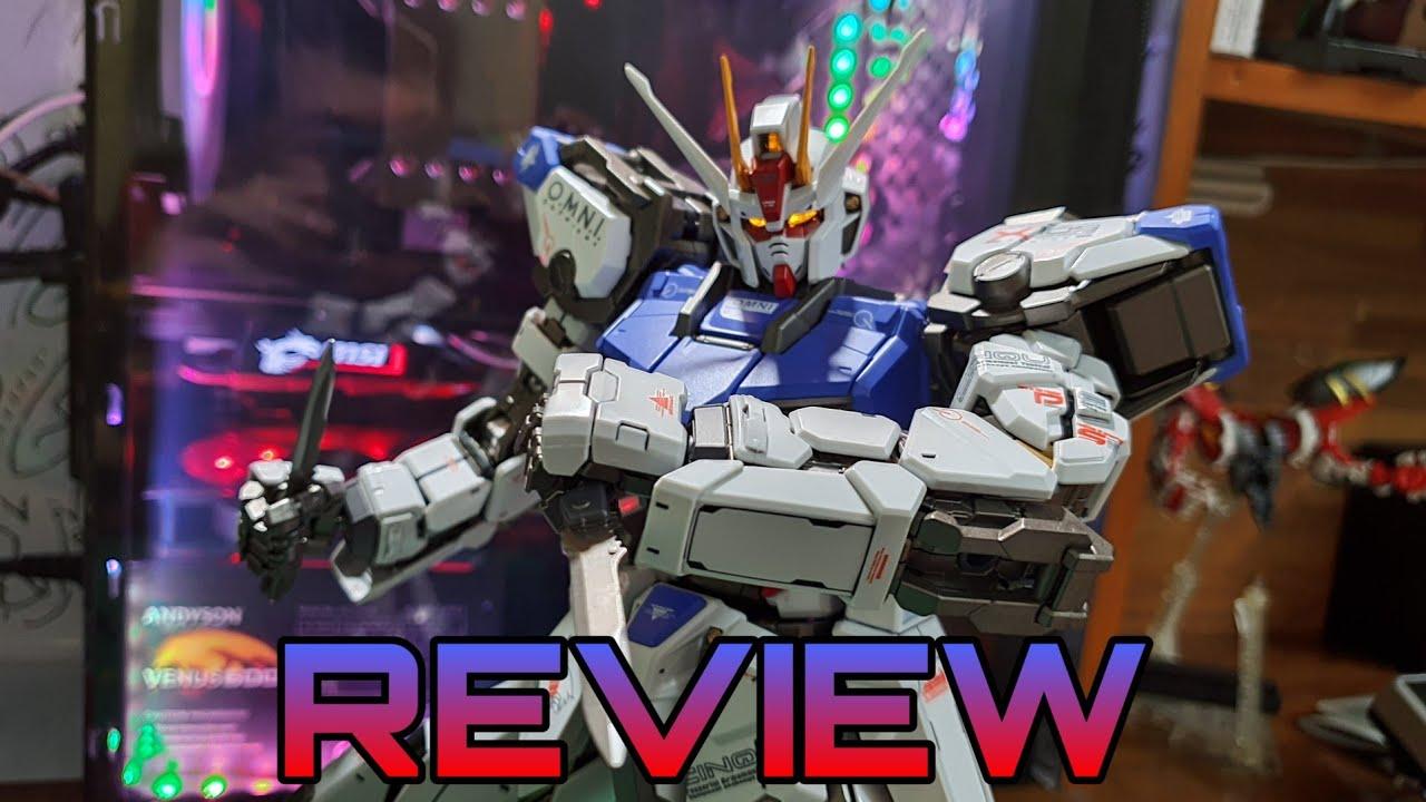 [Review] PG Strike Gundam | Tiếng Việt