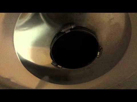 DIY Stainless Steel Homebrew Vent Hood eHERMS