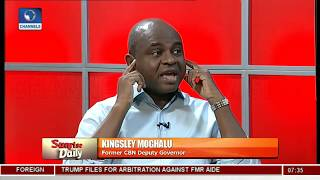 Oyebode, Moghalu Express Dismay Over The Unsavoury State Of Politics Pt.1 |Sunrise Daily|