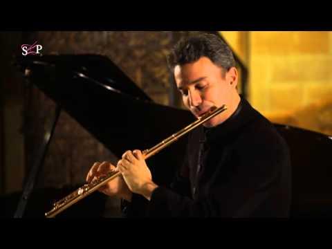 Béla Bartók Romanian Dances for Flute and Piano