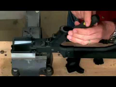 How to Replace or Upgrade AR-15 Grips Presented by Larry Potterfield of  MidwayUSA
