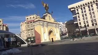 """Киевский  """"Майдан"""" в воскресенье"""