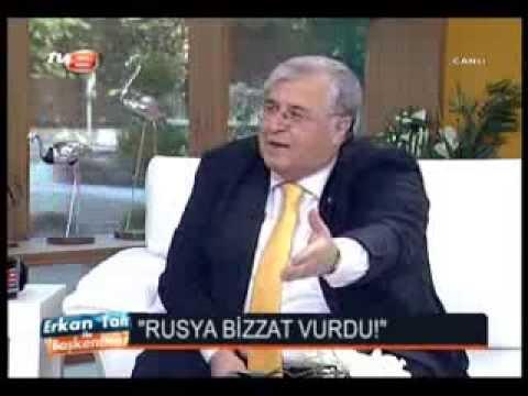 DSP GEN. BŞK MASUM TÜRKER TV8'DE
