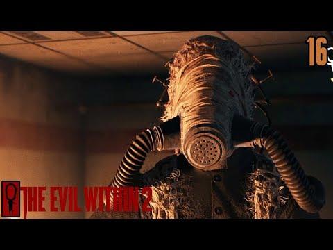 BURN IT DOWN - The Evil Within 2 Gameplay 16 - Gameplay Walkthrough