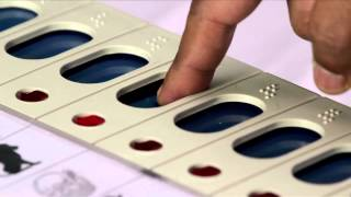 Setting up EVM in Polling Station