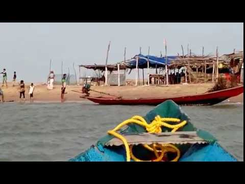 The Lake Called Chilika Lake at Puri ,Odisha,India
