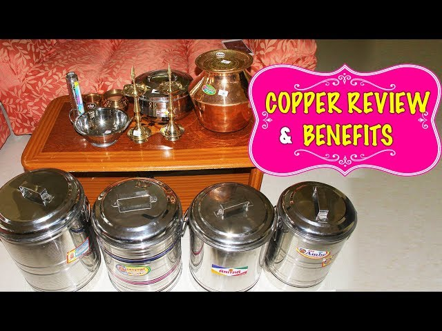 ???? ??????? ??????? ?????? ???????????? |  ???????? | Benefits of copper vessels