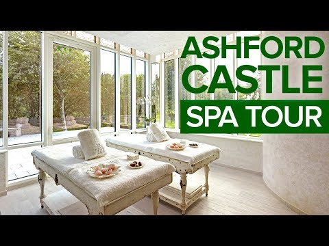 Spa Tour: The Award-Winning Spa at Ireland's Ashford Castle