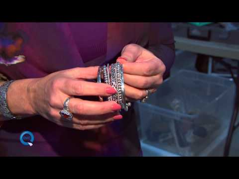 Carolyn Pollack's Designer Jewelry at New York Fashion Week