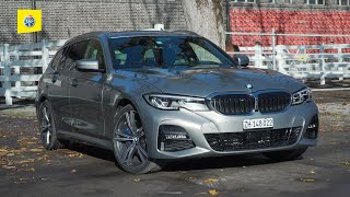 BMW 330d xDrive Touring - Test de voiture