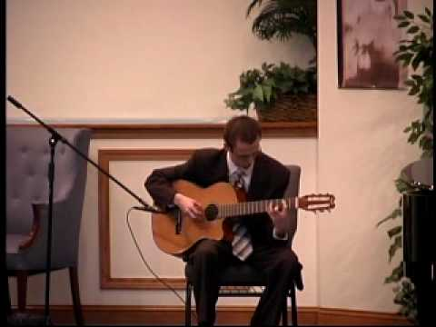 Turn Your Eyes Upon Jesus ~ Fingerstyle Guitar - YouTube