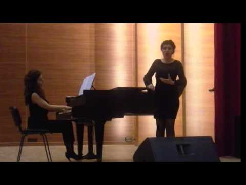 Anna Bolena- Piangete Voi?  DEFNE AYDIN -soprano