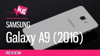 Samsung Galaxy A9 (2016) Review [4K]