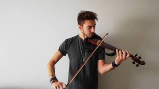 empty space - James Arthur (Violin Cover) Video