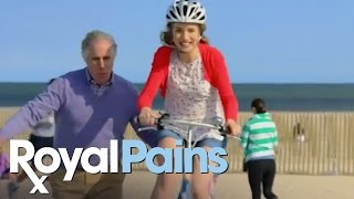 """Royal Pains - Season 6, Eps 3 - """"A Bridge Not Quite Far Enough,"""" Promo"""