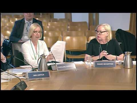 Scottish Commission for Public Audit - Scottish Parliament: 21 June 2017