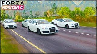 MAFIA AUDI | Forza Horizon 4