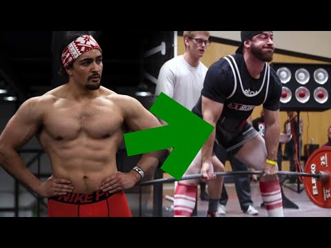 Responding To Silent Mike (Quitting Powerlifting)