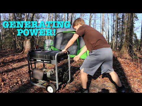 GENERATING POWER!