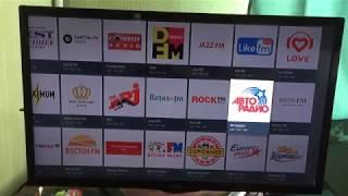 FMPlay на Android-приставке Strong SRT-2400