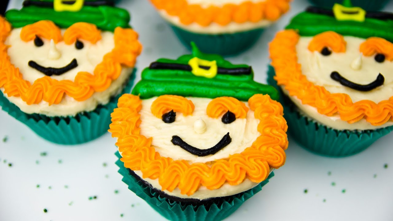 Cake Decorating Ideas St Patrick S Day