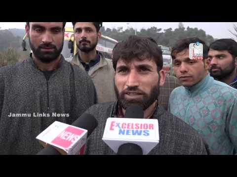 Jammu-Srinagar highway closed due to snowfall