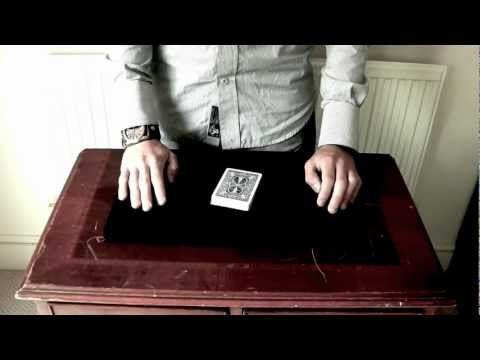 Fadeout Card Trick