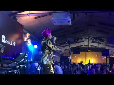 Yuna - Best Love live at #UberYuna