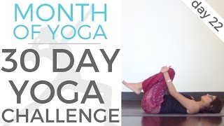 Day 22 - Observation // #MonthOfYoga - 30 Day Yoga Challenge