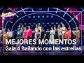 MEJORES MOMENTOS   Bailando con las estrellas   Gala 4