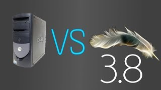 Dell OptiPlex GX270 VS Linux Lite 3.8