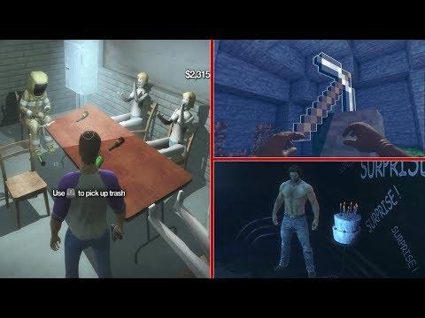 TOP 15 INSANE Hidden Room Easter Eggs In Video Games