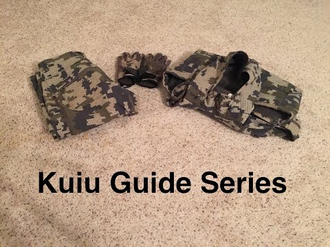 Kuiu Guide Pants, Guide Jacket, And Guide Gloves - Hunting Pant Jacket Glove Review