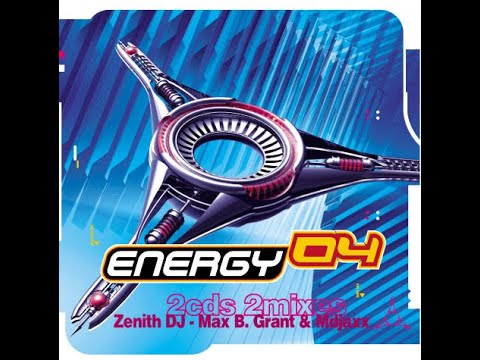 ENERGY 04 mixed zenith dj-max b.grant & mdjaxx (CD2)