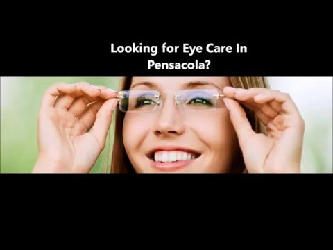 F Donald Colley Optometrist Pensacola Fl
