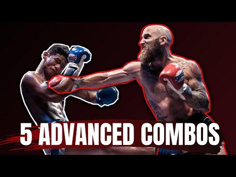 5 Advanced Muay Thai Combinations