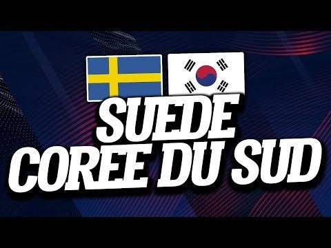 🔴 DIRECT / LIVE : SUEDE - COREE DU SUD // Club House