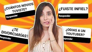 100 PREGUNTAS INCÓMODAS EN 5 MINUTOS 🔥 | ¿FUI INFIEL? | SIN CENSURA!! Lyna Vlogs