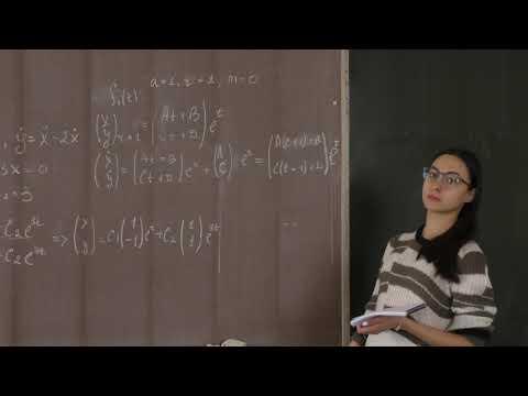 Асташова И. В. - Дифференциальные уравнения - Уравнения с постоянными коэффициентами