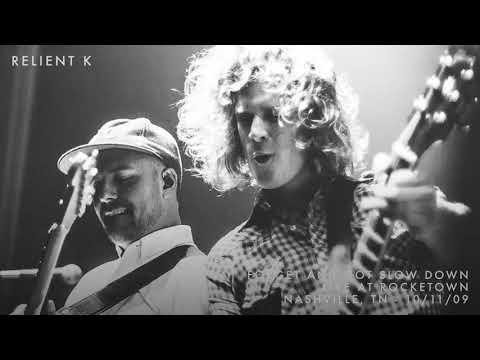 Relient K - Release Live Album