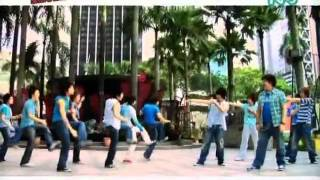Dancing Out Super Junior in Malaysia