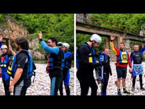 Rzav - rafting
