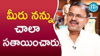 మీరు నన్ను చాలా సతాయించారు - Janasena Leader JD Lakshminarayana || మీ iDream Nagaraju B.Com